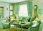 Awesome Small Space Living Room Design with Pale Green Paint Ideas for Living Room