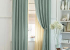Beige Drapery Living Room Curtain Ideas with Windows Curtains for Living Room
