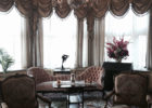 Best Color Schemes for Living Room with Luxury Curtain Ideas for Living Room