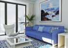 Blue Living Room Couches Ideas with Paint Ideas for Small Living Room
