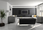 Cheap Grey Modern Sofa Furniture for Neutral Color Schemes Modern Living Room Sets