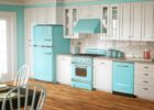 Cheap Kitchen Cabinets Refacing Ideas Blue White Kitchen Designs