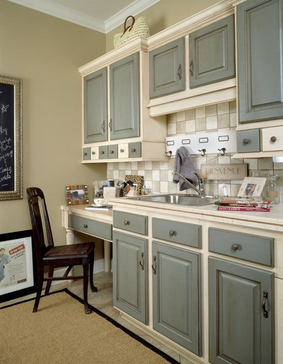 Cheap-Kitchen-Cabinets-Refacing-Ideas-in-grey-white-kitchen-color