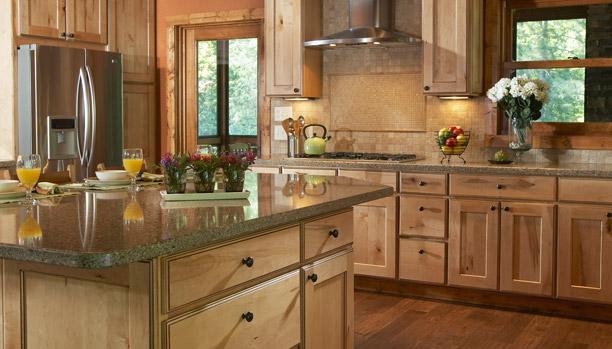 Cheap-Kitchen-Cabinets-Refacing-Ideas-maple-unfinished-kitchen-design