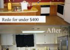 Cheap Kitchen Remodel Ideas Before and After with Under 400 Inexpensive Kitchen Remodel