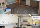 Cheap Kitchen Remodel Ideas on a Budget with Inexpensive Kitchen Remodel Before and After