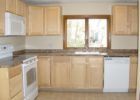 Cheap Wooden Kitchen Remodel Ideas with Inexpensive Kitchen Remodel on a Budget