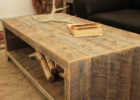 Cool Coffee Tables Ideas from Hickory Wood Unfinished Coffee Table for Cheap Modern Furniture