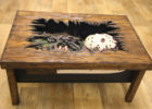 Cool Mask Jason Friday 13th Coffee Tables ideas from for Cheap Modern Wooden Living Room Furniture