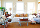 Decorating Shabby Chic Sitting Living Room on How to Decorate a Living Room Furniture