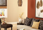 Decorating Small Space Living Room Design with Paint Ideas for Living Room