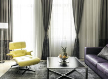 Grey Color Schemes for Living Room with Awesome Curtain Ideas for Living Room
