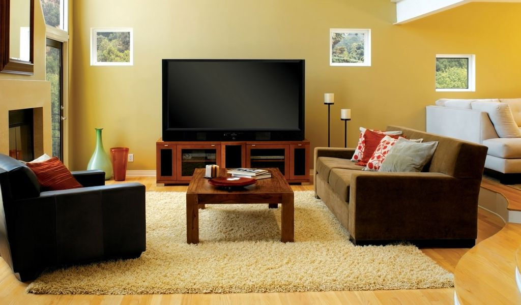 How to Contemporary Design Living Room Special Movie Theaters Ideas