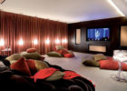 How to Decorate a Large Living Room for Living Room Cushions Movie Theaters