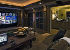 How to Decorate a Large Living Room for Living Room Movies Theaters