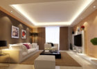 How to Design Modern Living Room Theaters Ideas with Neutral Color Schemes