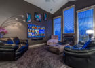 How to Design Neutral Color Schemes Decor Living Movie Room Theaters Ideas