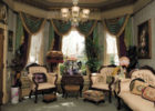 Luxury Living Room Curtain Ideas with Types of Curtains Color for Living Room