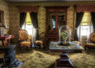Luxury Living Room Drapery Curtain Ideas with Types of Curtains Color for Living Room