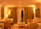 Modern Living Room Curtain Ideas with Types of Curtains for Living Room