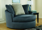 Rounnd Beige Swivel Chairs Designs for Living Room Ideas with Cheap Modern Furniture