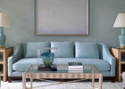 Soft Blue Sofa Living Room Ideas with Paint Ideas for Living Room