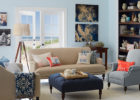 Soft Blue Wall Paint Living Room Ideas with Paint Ideas for Living Room
