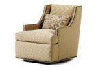 Swivel Chairs for Living Room with Small Cushion and Cheap Modern Furniture Ideas