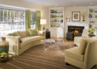 White Brown Paint Ideas for Interior Design Living Room with Best Paint Colors for Living Rooms