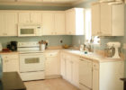 White Cheap Kitchen Remodel Ideas with Inexpensive Vintage Kitchen Remodel