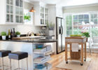 White Cheap Kitchen Remodel Ideas with Inexpensive Wooden Kitchen Remodel