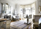 White Vintage Shabby Chic Living Room on How to Decorate a Living Room Ideas