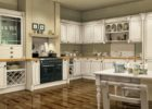 DIY White Kitchen Cabinets with Gallery Ideas for Contemporary Kitchen Cabinets
