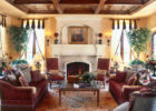 awesome classic italian decor living room furniture with ceiling wooden beam