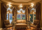 awesome luxury drapes for vintage living room decor ideas