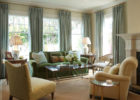 awesome modern beige drapes for living room window treatment ideas