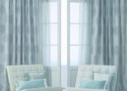 awesome sliding drapes for modern living room window treatment ideas