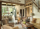 best country cottage style living rooms furniture set ideas
