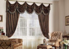 black white drapes for living room window curtains ideas