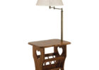 cheap end table with attached lamps for traditional table lamps living room