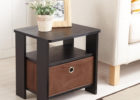 cheap oak end tables with storage for wooden end tables living room furniture ideas