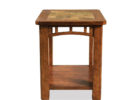cheap wooden side tables for square living room accent table