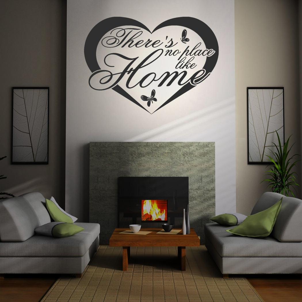 custom removable wall decals for living room wall art sticker
