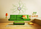 custom wall decals for living room wall art sticker ideas