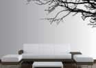 large tree wall decals for living room vinyl wall murals ideas