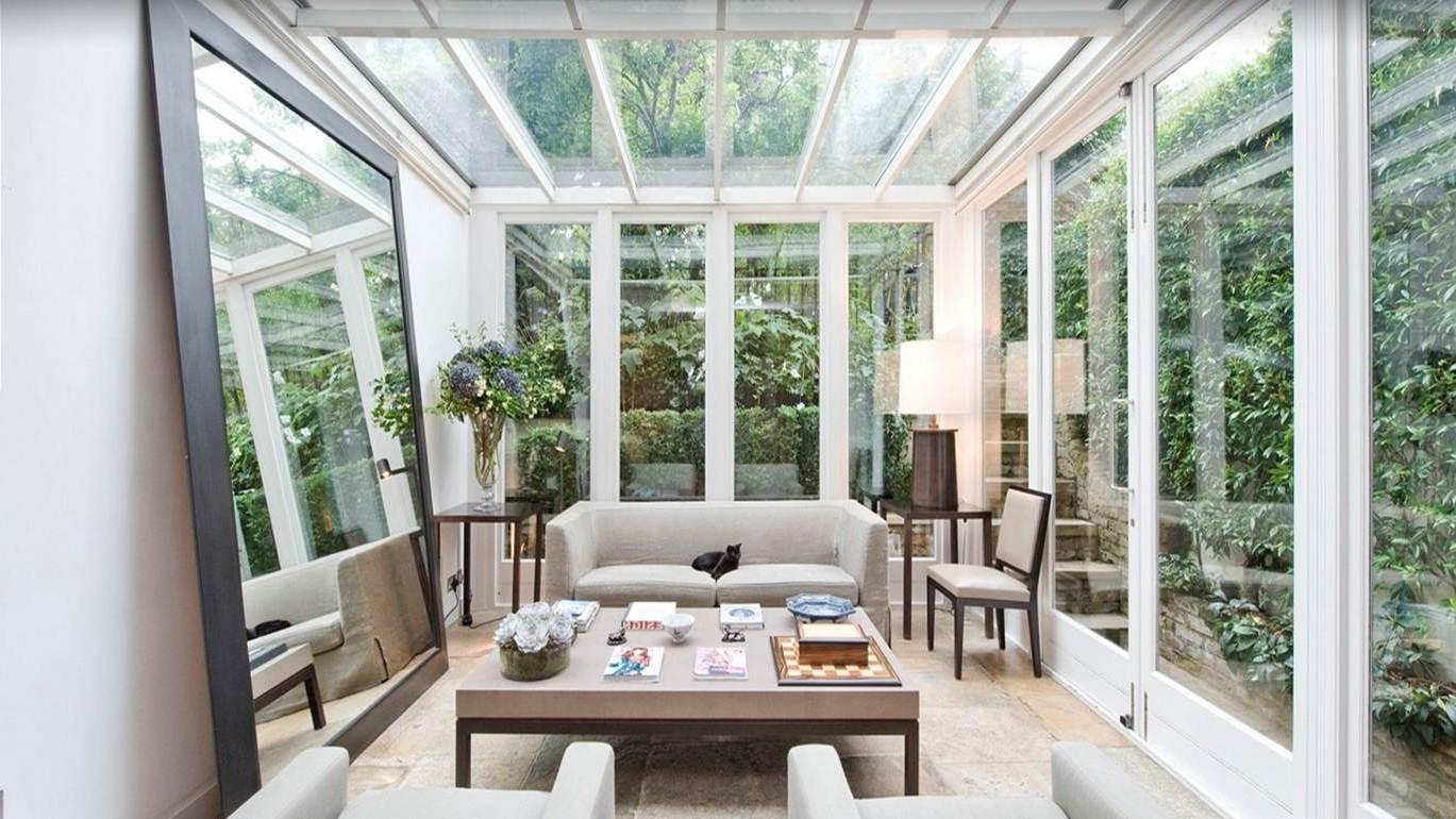 modern black wood framed large mirrors for decorative living room