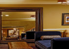 modern wood framed large mirrors for living room walls decor ideas