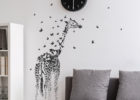 removable custom wall decals for living room wall decorating ideas