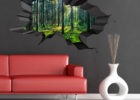 removeable vinyl sticker living room decorative wall decals