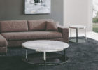 round marble side tables for marble round coffee table living room